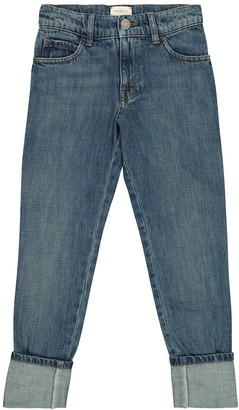 Gucci Kids Straight jeans
