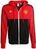 Adidas Performance Manchester United Tracksuit Top Red