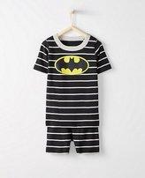 Kids DC ComicsTM Batman Short John Pajamas In Organic Cotton
