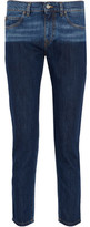 Vivienne Westwood Billy Two-Toned Low-Rise Skinny Jeans