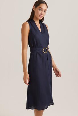 Sportscraft Julia Linen Dress