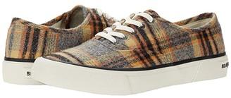SeaVees Legend Sneaker Flannel (Amber Plaid) Women's Shoes