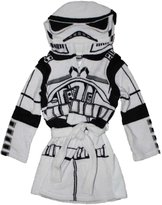 Star Wars Disney Boys Hooded Robe 4-16 (M (7/8))