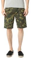 Stussy Camo Beach Shorts