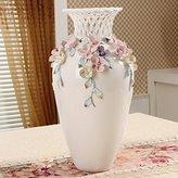 SLXTE-Ceramic vase, desktop ornaments, decorations, wedding gifts, creative, simple