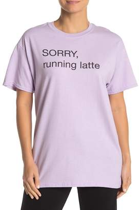 The Laundry Room Running Latte Tour T-Shirt