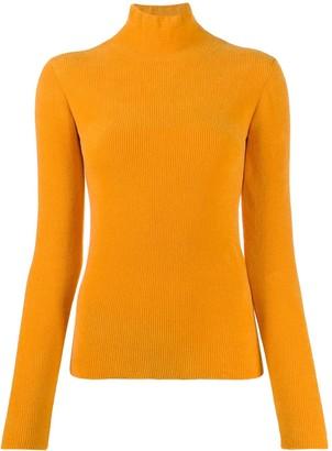 Nanushka Chenille knit roll-neck jumper