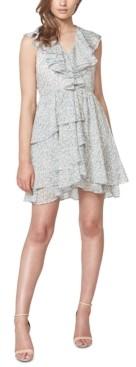 Bardot Bloom Floral-Print Fit & Flare Dress