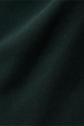 BHLDN Rossi Crepe Maxi Dress