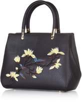 Yumi Blossom Embroidered Bag
