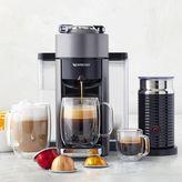 De'Longhi DeLonghi Nespresso Evoluo Deluxe by De'Longhi with Aeroccino3 Frother, Titan