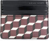Pierre Hardy geometric print cardholder