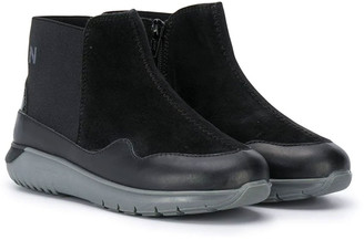 Hogan Chunky Boots
