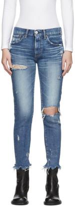 Moussy Blue MV Ridgewood Jeans