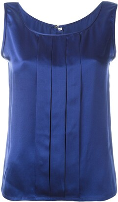 Jean Louis Scherrer Pre-Owned Sleeveless Top