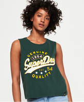 Superdry VState Graphic Tank Top