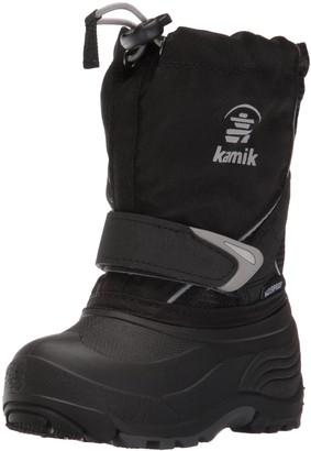 Kamik Kids' Sleet Waterproof Winter Boot