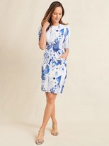 J.Mclaughlin Catalyst Dress in Royal Palm