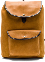 Filson Rugged Suede Backpack