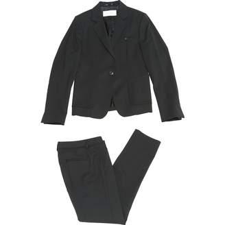Mauro Grifoni Black Wool Jackets
