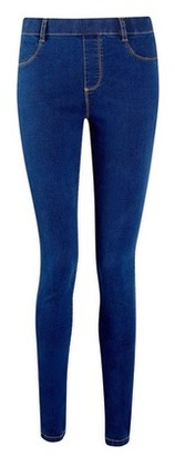 Dorothy Perkins Womens **Dp Tall Indigo Blue Eden Skinny Denim Jeggings, Blue