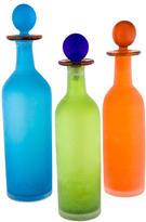 Murano Franco Moretti Glass Vessels