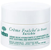 Nuxe Creme Fraiche 24hr Soothing and Moisturizing Rich Cream 1.6oz
