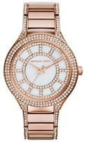 MICHAEL Michael Kors Michael Kors 'Kerry' Crystal Accent Bracelet Watch, 38mm