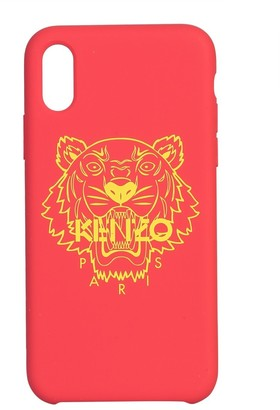 Kenzo Tiger Printed iPhone XS Case