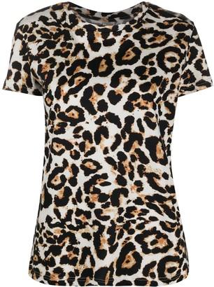 Baum und Pferdgarten Jolee leopard print T-shirt