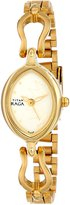 Titan Women's 2370YM05 Raga Inspired Gold Tone Watch
