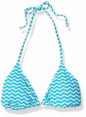 Hobie Women's Mix It up Triangle Bikini Top