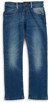 Bob Der Bar Boys 2-7 Faded Cotton Jeans