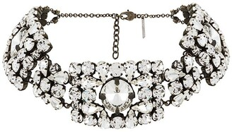 Christopher Kane Crystal Necklace