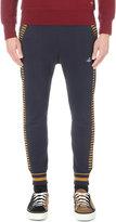 Vivienne Westwood Striped Cotton-jersey Jogging Bottoms