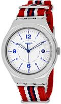 Swatch Irony Big Collection YWS407 Men's Analog Watch
