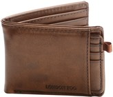 London Fog Passcase Wallet with Removable ID Card Case (For Men)
