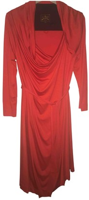Vivienne Westwood Red Dress for Women