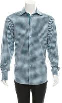 Robert Graham Patterned Button-Up Shirt