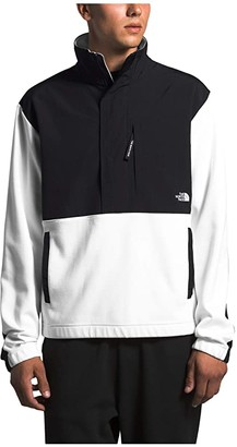 The North Face Graphic Collection Pullover Jacket (TNF White/TNF Black) Men's Clothing