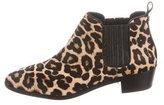 MICHAEL Michael Kors Ponyhair Ankle Boots