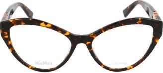 Max Mara Cat Eye Frame Glasses