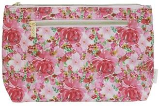Tonic Large Cosmetic Bag Flourish