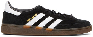 adidas Black Handball Spezial Sneakers