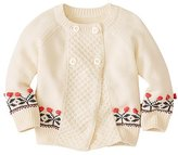 Baby Button Top Cardigan