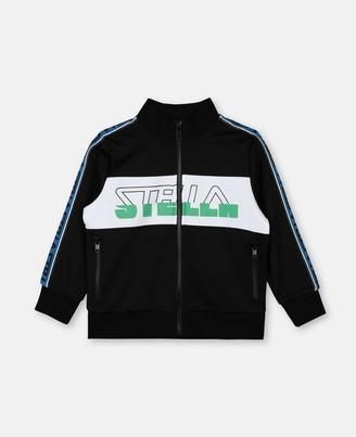 Stella Mccartney Kids Sport Zip-Up Sweatshirt, Men's