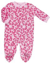 Baby Gear Velboa Sleep & Play - Baby Girl