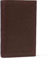 Brunello Cucinelli - Full-grain Leather Billfold Wallet