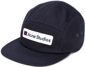 Acne Studios Logo Patch Cap