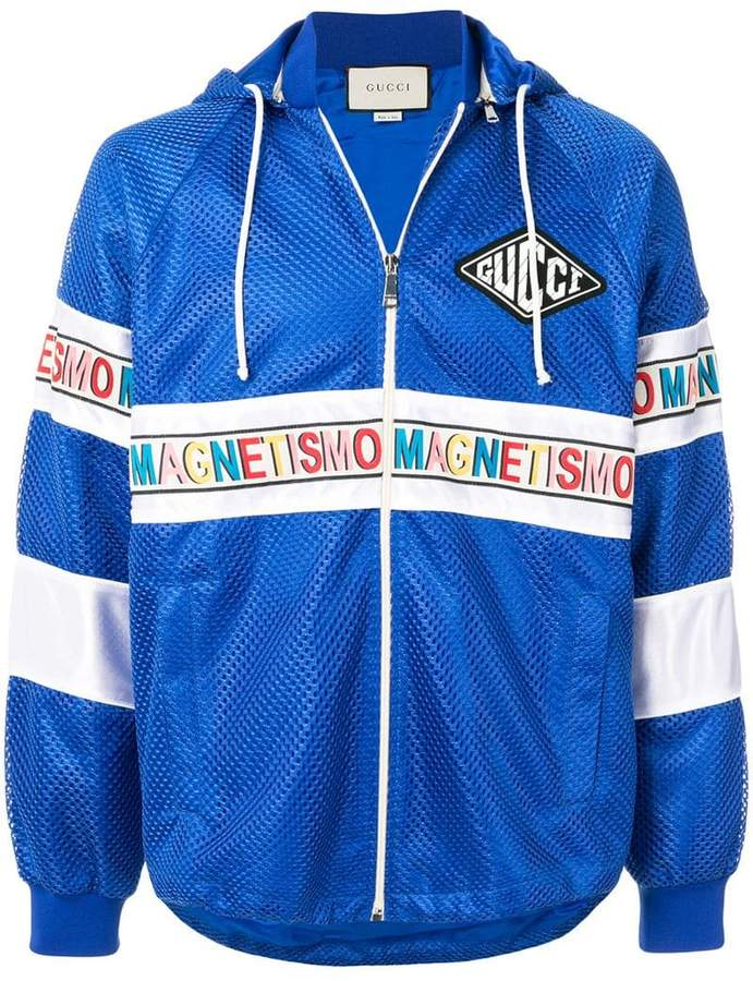 Gucci Magnetismo sports jacket